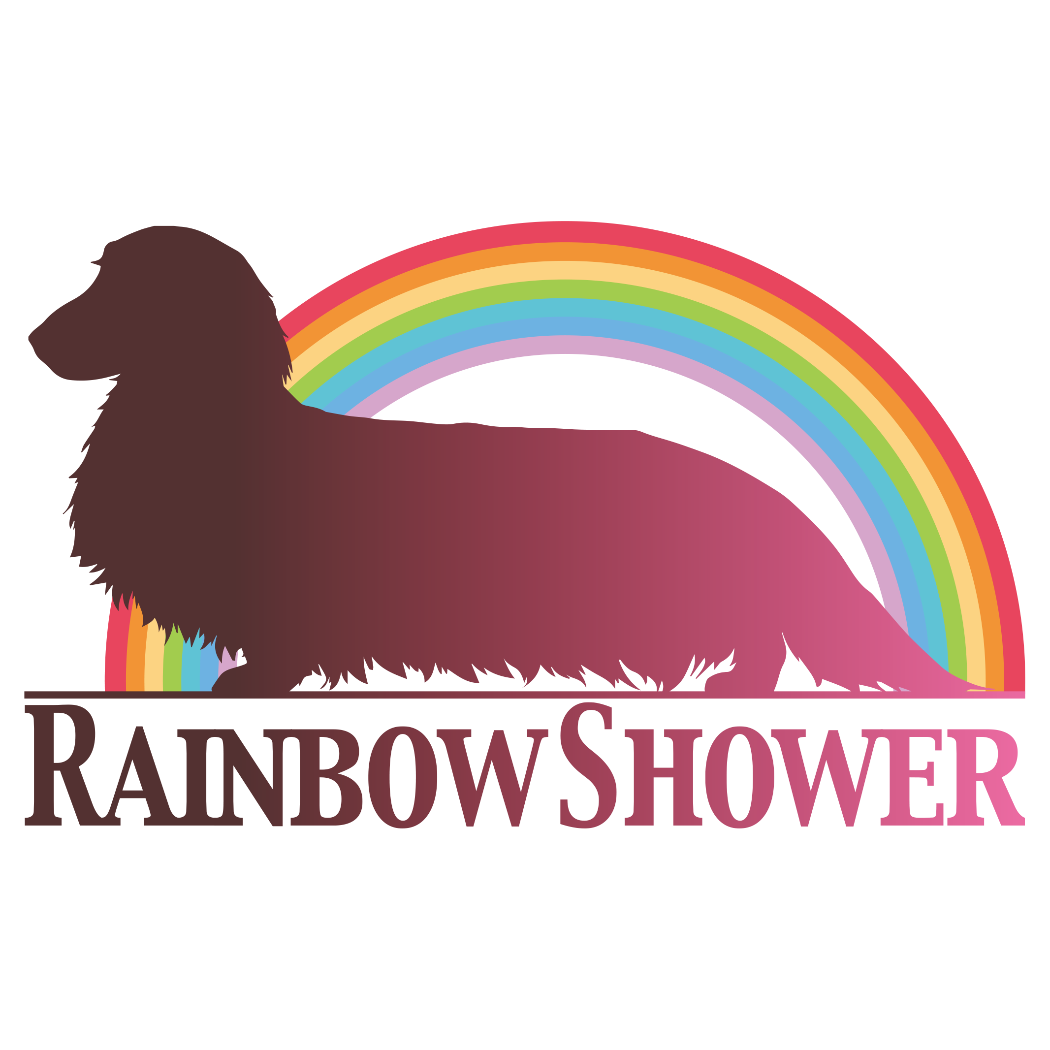 RAINBOW SHOWER